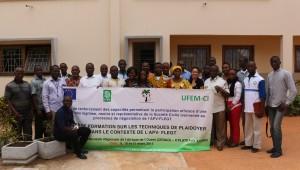 Advocacy training CDI